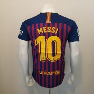Other - MESSI FC BARCELONA HOME FAN JERSEY